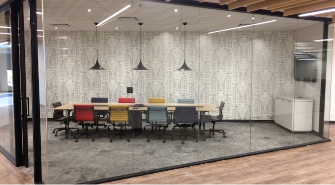 shaw communications calgary office concepts incorporated